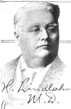 Henry Lindlahr iridologia